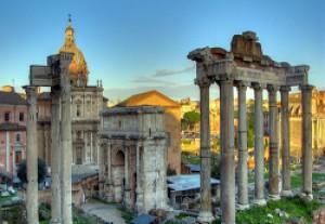 Италия от Рима до Катании