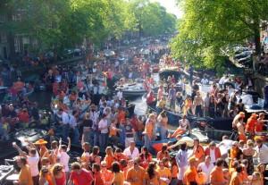 День короля в Амстердаме - 2