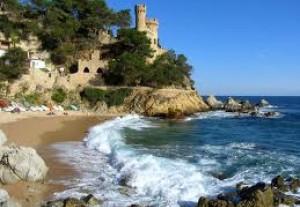 Каталонские берега