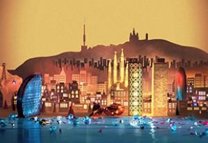 Праздник La Merce в Барселоне