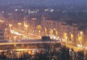 Новый год. Будапешт