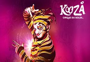 Cirque du Soleil в Варшаве