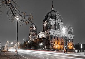 Берлин в феврале